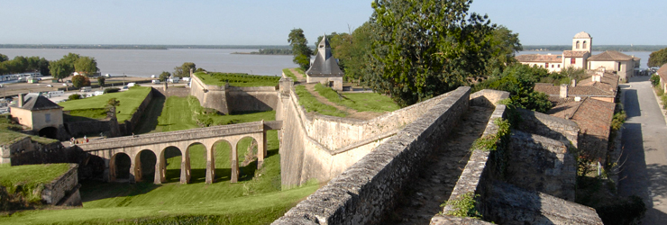 Vauban sites to discover the historical heritage of the Aquitaine region